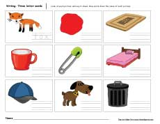 Worksheet Middle Sound Worksheets middle sounds worksheets for preschool and kindergarten kids sound worksheet first grade kids