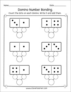 Learn Well T494 Money Dominoes