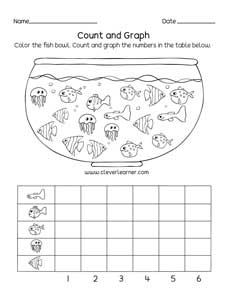 Free Printable Worksheets On Graphs And Charts