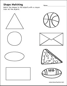 free triangle shape activity worksheets for school children. Black Bedroom Furniture Sets. Home Design Ideas
