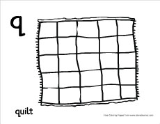 Image Result For Color Page Of A Quilt