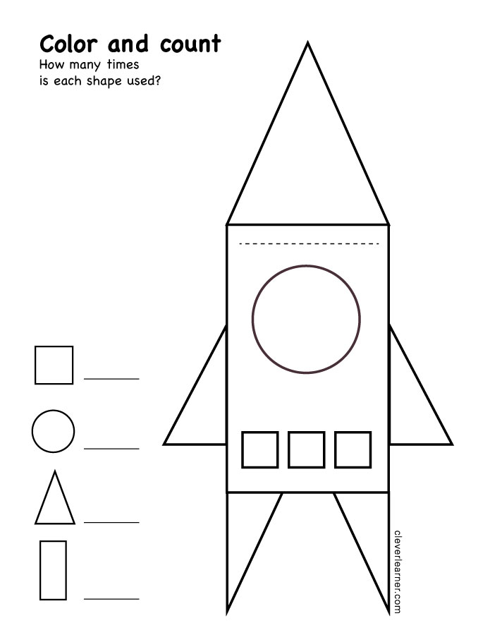 This is a photo of Printable Shapes Worksheets regarding geometric shape
